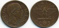 5 Centesimi 1938 R Italien - Italy Viktor Emanuel III. 1900-1946 sehr s... 2,00 EUR  +  1,80 EUR shipping