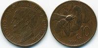 10 Centesimi 1921 R Italien - Italy Viktor Emanuel III. 1900-1946 sehr ... 2,00 EUR  +  1,80 EUR shipping