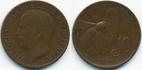10 Centesimi 1924 R Italien - Italy Viktor Emanuel III. 1900-1946 sehr ... 2,00 EUR  +  1,80 EUR shipping