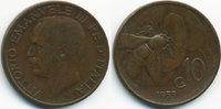 10 Centesimi 1933 R Italien - Italy Viktor Emanuel III. 1900-1946 sehr ... 2,00 EUR  +  1,80 EUR shipping
