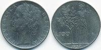100 Lire 1957 R Italien - Italy Republik seit 1946 sehr schön  1,00 EUR  +  1,80 EUR shipping