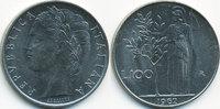 100 Lire 1962 R Italien - Italy Republik seit 1946 gutes vorzüglich  1,50 EUR  +  1,80 EUR shipping