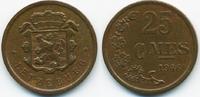 25 Centimes 1946 Luxemburg - Luxembourg Charlotte 1919-1964 vorzüglich  2,00 EUR  +  1,80 EUR shipping