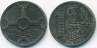 1 Cent 1942 Niederlande - Netherlands Wilhelmina I. 1890-1948 vorzüglic... 3,00 EUR  +  1,80 EUR shipping