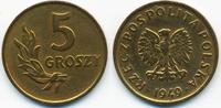 5 Groszy 1949 Polen - Poland Volksrepublik 1949-1990 - Bronze sehr schö... 0,50 EUR  +  1,80 EUR shipping