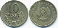 10 Groszy 1949 Polen - Poland Volksrepublik 1949-1990 – Kupfer/Nickel s... 0,50 EUR  +  1,80 EUR shipping