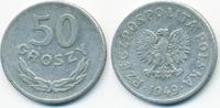 50 Groszy 1949 Polen - Poland Volksrepublik 1949-1990 - Aluminium sehr ... 0,50 EUR  +  1,80 EUR shipping