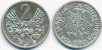 2 Zlote 1960 Polen - Poland Volksrepublik 1949-1990 sehr schön  1,40 EUR  +  1,80 EUR shipping