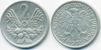 2 Zlote 1974 MW Polen - Poland Volksrepublik 1949-1990 sehr schön  1,00 EUR  +  1,80 EUR shipping
