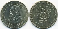 50 Zloty 1981 MW Polen - Poland Volksrepublik 1949-1990 – Wladyslaw I. ... 1,50 EUR  +  1,80 EUR shipping