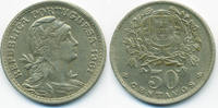 50 Centavos 1961 Portugal - Portugal Republik seit 1910 sehr schön/vorz... 2,00 EUR  +  1,80 EUR shipping