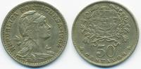 50 Centavos 1964 Portugal - Portugal Republik seit 1910 sehr schön+  1,20 EUR  +  1,80 EUR shipping