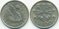 5 Escudos 1982 Portugal - Portugal Republik seit 1910 prägefrisch  1,80 EUR  +  1,80 EUR shipping