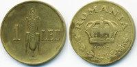 1 Leu 1940 Rumänien - Romania Carol II. 1930-1940 sehr schön+  2,00 EUR  +  1,80 EUR shipping