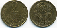 2 Kopeken 1967 Russland - Russia UDSSR 1917-1991 vorzüglich - minimal f... 1,00 EUR  +  1,80 EUR shipping