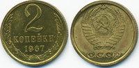 2 Kopeken 1967 Russland - Russia UDSSR 1917-1991 vorzüglich/prägefrisch... 1,50 EUR  +  1,80 EUR shipping