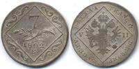 7 Kreuzer 1802 E Haus Habsburg - Karlsburg Franz II. (I.) 1792-1835 - Ü... 89,00 EUR  +  4,80 EUR shipping