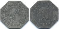 50 Pfennig 1917 Württemberg Oehringen - Zink 1917 (Funck 398.3) sehr sc... 24,00 EUR  +  4,80 EUR shipping