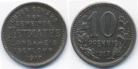 10 Pfennig 1917 Westfalen Letmathe - Eisen 1917 (Funck 292.3) vorzüglich  45,00 EUR  +  4,80 EUR shipping