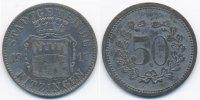 50 Pfennig 1917 Bayern Kitzingen - Zink 1917 (Funck 248.3) fast vorzügl... 22,00 EUR  +  4,80 EUR shipping