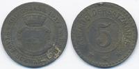 5 Pfennig 1917 Bayern Schwarzenbach a.S. - Zink 1917 (Funck 490.1 neue ... 22,00 EUR  +  4,80 EUR shipping