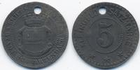 5 Pfennig 1917 Bayern Schwarzenbach a.S. - Zink 1917 (Funck 490.2 neue ... 24,00 EUR  +  4,80 EUR shipping