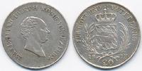 20 Kreuzer 1813 Bayern Maximilian I. Joseph 1806-1825 als König sehr sc... 125,00 EUR  +  6,80 EUR shipping