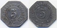 5 Pfennig ohne Jahr Sachsen Kelbra a. Kyffhäuser - Eisen ohne Jahr (Fun... 38,00 EUR  +  4,80 EUR shipping