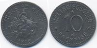 10 Pfennig 1918 Sachsen Thale - Zink 1918 (Funck 537.2c) vorzüglich+  29,00 EUR  +  4,80 EUR shipping