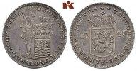 Doppelter Silberdukat 1748. NIEDERLANDE Provinz. Sehr schön +  2245,00 EUR