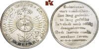 Silbermedaille 1678, NIEDERLANDE Stadt. Vorzüglich  395,00 EUR