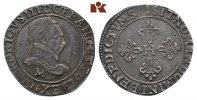 Franc d'argent 1586 M, Toulouse. POLEN Heinrich III. von Valois, 1573-1... 1145,00 EUR  +  9,90 EUR shipping