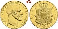10 Taler 1850 B. BRAUNSCHWEIG UND LÜNEBURG Ernst August, 1837-1851. Fas... 2695,00 EUR free shipping