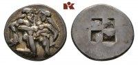 AR-Stater, 550/463 v. Chr.; THRACIA THASOS. Attraktives, sehr schönes E... 1285,00 EUR  +  9,90 EUR shipping