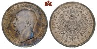 5 Mark 1900. Oldenburg Friedrich August, 1900-1918. Patina, vorzüglich-... 2795,00 EUR free shipping