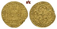 Ecu d'or o. J. (1337), 1. Emission FRANKREICH Philippe VI, 1328-1350. K... 895,00 EUR  +  9,90 EUR shipping