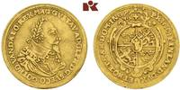 Dukat 1634. AUGSBURG Unter Schweden. Gustav II. Adolf, 1631-1632. Leich... 1745,00 EUR