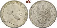 Doppelter Vereinstaler 1867 C. BRANDENBURG-PREUSSEN Wilhelm I., 1861-18... 1145,00 EUR  +  9,90 EUR shipping
