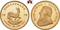 Krügerrand 1978. SÜDAFRIKA Republik seit 1960. Prachtexemplar von polie... 1275,00 EUR  +  9,90 EUR shipping