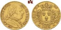 20 Francs 1815 B, Rouen. FRANKREICH Louis XVIII, 1814, 1815-1824. Fast ... 395,00 EUR