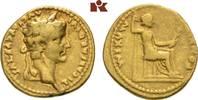 AV-Aureus, Lugdunum; MÜNZEN DER RÖMISCHEN KAISERZEIT Tiberius, 14-37. S... 3485,00 EUR free shipping