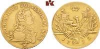 1/2 Friedrichs d'or 1752 A, Berlin. BRANDENBURG-PREUSSEN Friedrich II.,... 1095,00 EUR  +  9,90 EUR shipping