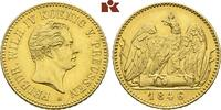 Friedrichs d'or 1846 A, Berlin. BRANDENBURG-PREUSSEN Friedrich Wilhelm ... 2375,00 EUR  +  9,90 EUR shipping