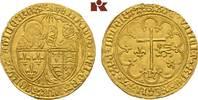 FRANKREICH Salut d'or Henri VI d'Angleterre, 1422-1453.