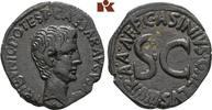 Æ-As, 16 v. Chr., Rom, MÜNZEN DER RÖMISCHEN KAISERZEIT Augustus, 30 v.-... 485,00 EUR  +  9,90 EUR shipping