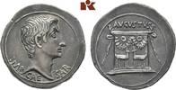 AR-Cistophor, 25/20 v. Chr., Ephesus (I MÜNZEN DER RÖMISCHEN KAISERZEIT... 1985,00 EUR