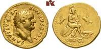 AV-Aureus, 77/78, Rom; MÜNZEN DER RÖMISCHEN KAISERZEIT Vespasianus, 69-... 10495,00 EUR