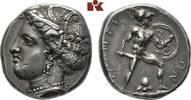 AR-Stater, 369/338 v. Chr.; LOCRIS LOKRIS OPUNTIA. Feine Patina, Doppel... 4545,00 EUR free shipping