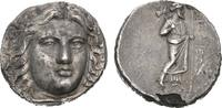 AR-Tetradrachme;  CARIA Hidrieus, 351-344 v. Chr., Satrap. Kleine Abpla... 1485,00 EUR