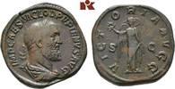 Æ-Sesterz, Rom; MÜNZEN DER RÖMISCHEN KAISERZEIT Pupienus, 238. Braune P... 1085,00 EUR  +  9,90 EUR shipping